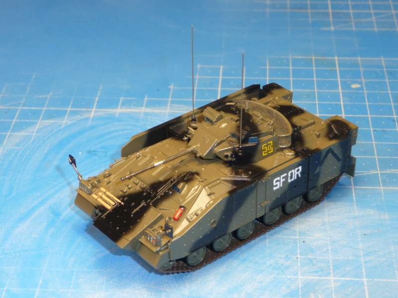 Warrior MCV with add-on armour 1/72 ( Revell 03144 ) *** Terminé en pg 2 - Page 2 P1270211