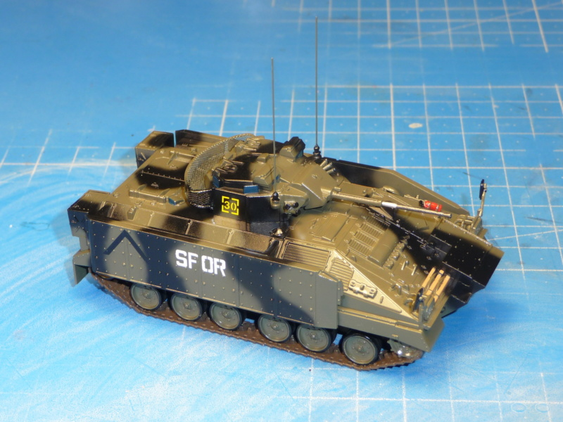 Warrior MCV with add-on armour 1/72 ( Revell 03144 ) *** Terminé en pg 2 - Page 2 P1270212