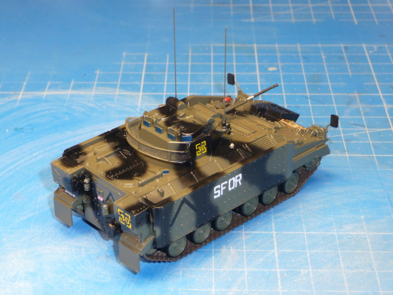 Warrior MCV with add-on armour 1/72 ( Revell 03144 ) *** Terminé en pg 2 - Page 2 P1270213