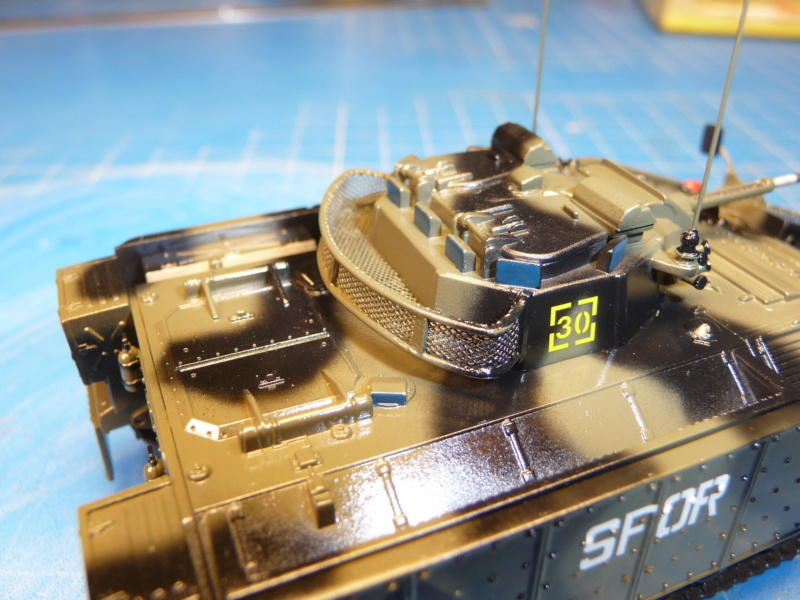 Warrior MCV with add-on armour 1/72 ( Revell 03144 ) *** Terminé en pg 2 - Page 2 P1270214