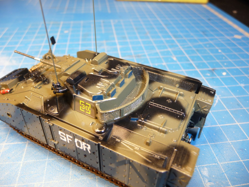 Warrior MCV with add-on armour 1/72 ( Revell 03144 ) *** Terminé en pg 2 - Page 2 P1270215