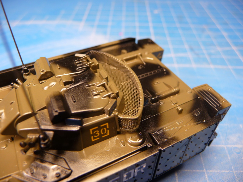 Warrior MCV with add-on armour 1/72 ( Revell 03144 ) *** Terminé en pg 2 - Page 2 P1270216