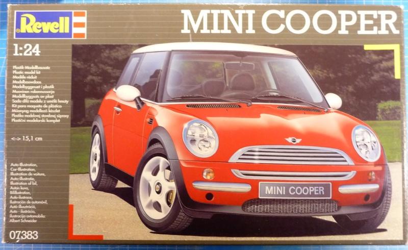 Mini Cooper (Revell1/24) P1270352