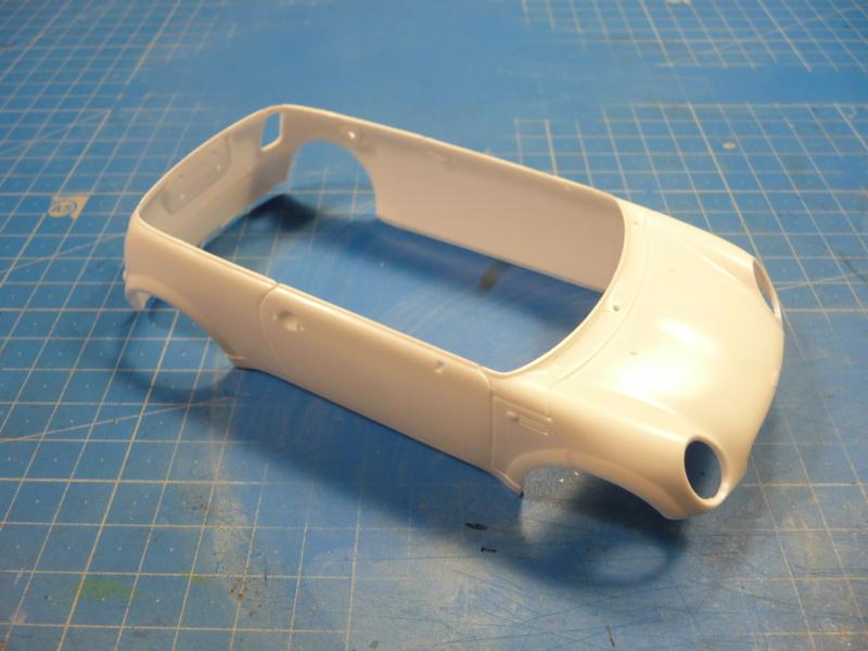 Mini Cooper (Revell1/24) P1270354