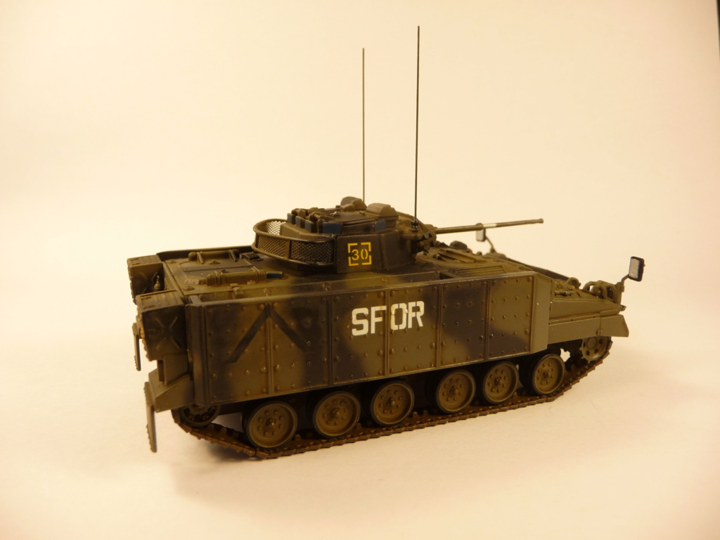 Warrior MCV with add-on armour 1/72 ( Revell 03144 ) *** Terminé en pg 2 - Page 2 P1270410