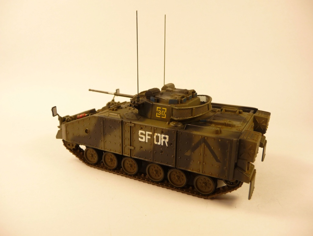 Warrior MCV with add-on armour 1/72 ( Revell 03144 ) *** Terminé en pg 2 - Page 2 P1270411