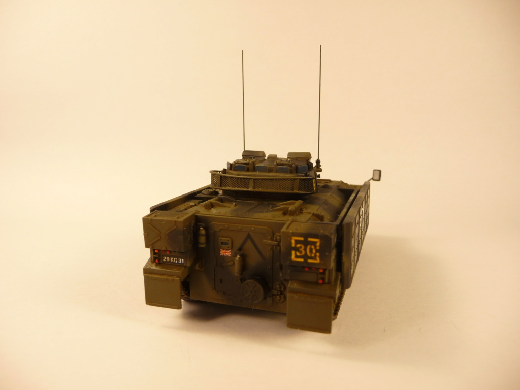 Warrior MCV with add-on armour 1/72 ( Revell 03144 ) *** Terminé en pg 2 - Page 2 P1270412