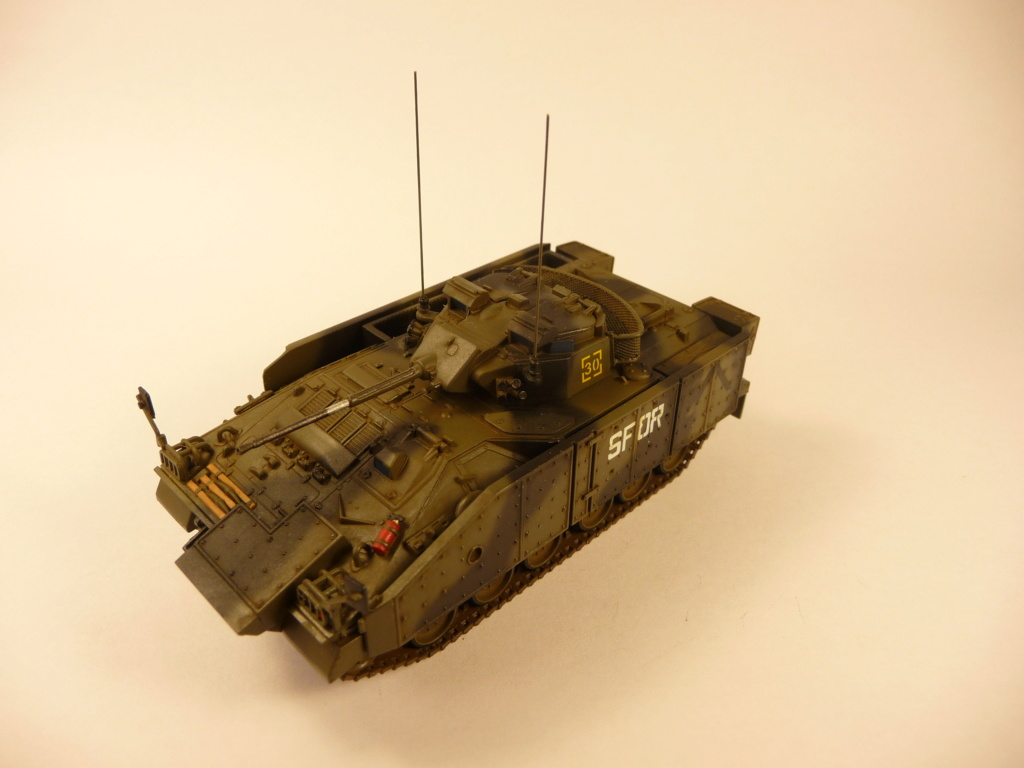 Warrior MCV with add-on armour 1/72 ( Revell 03144 ) *** Terminé en pg 2 - Page 2 P1270413