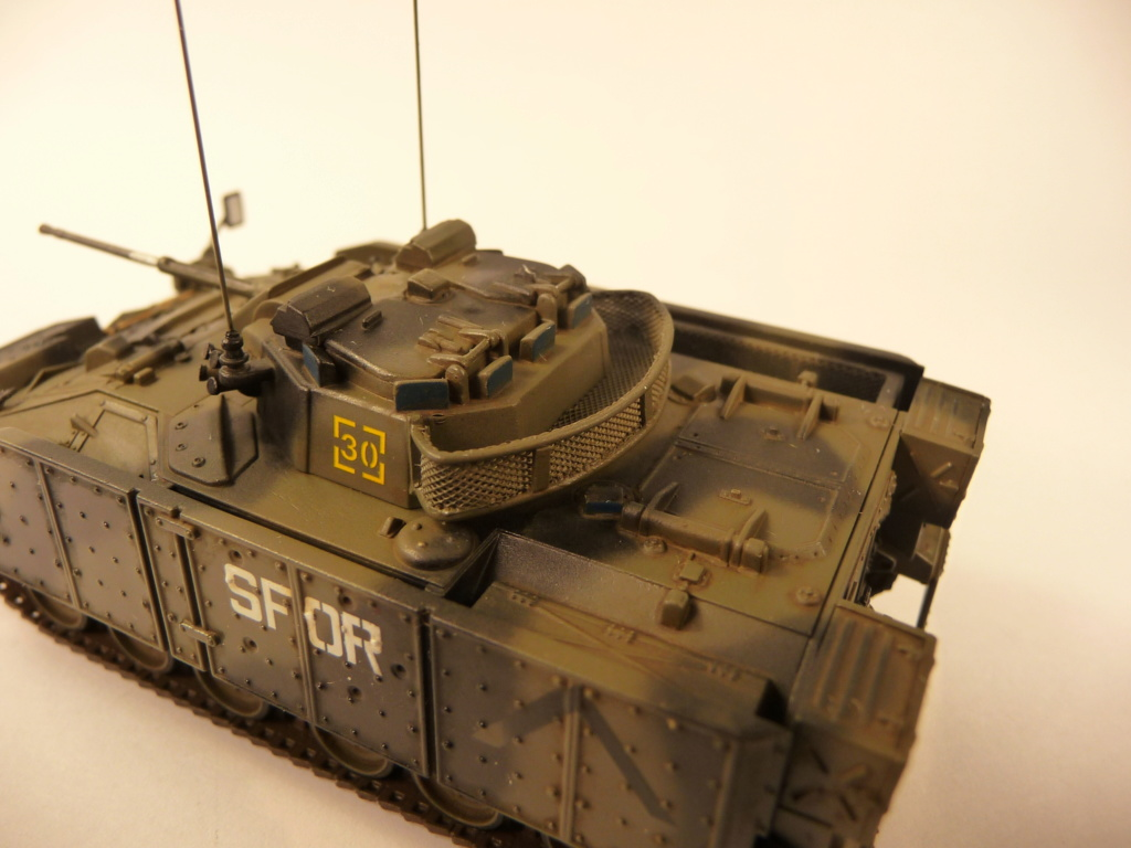 Warrior MCV with add-on armour 1/72 ( Revell 03144 ) *** Terminé en pg 2 - Page 2 P1270414