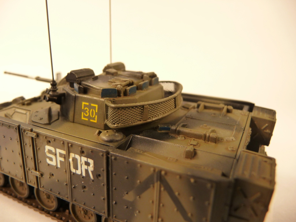 Warrior MCV with add-on armour 1/72 ( Revell 03144 ) *** Terminé en pg 2 - Page 2 P1270415