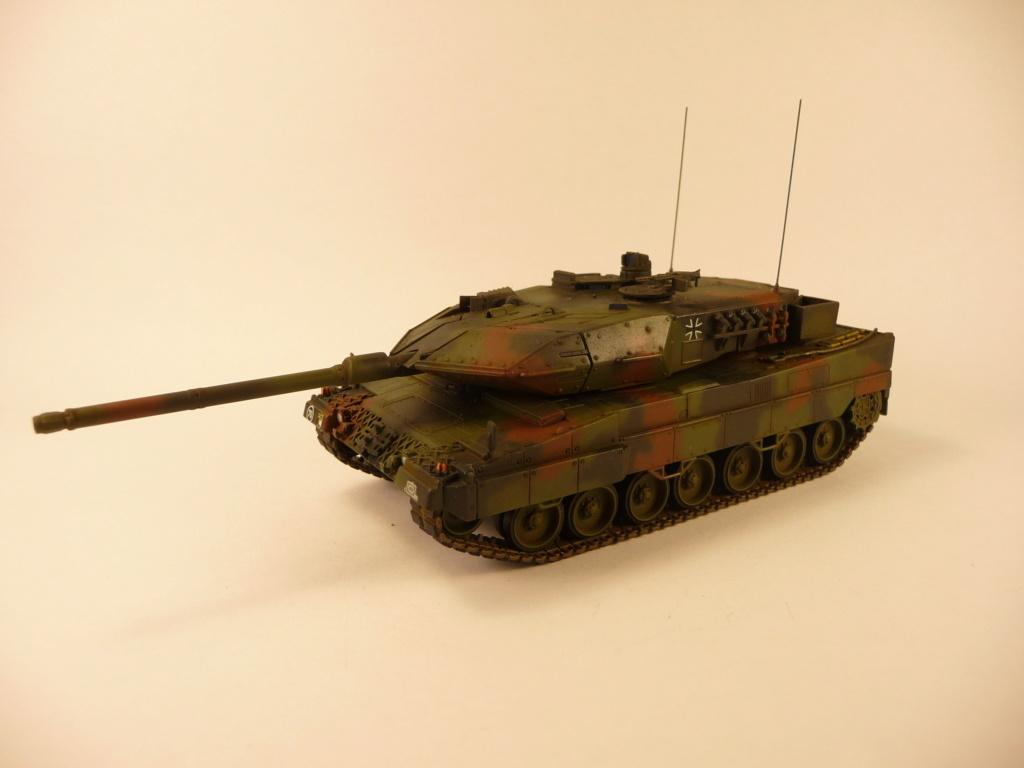 Leopard 2A6/A6M 1/72 ( Revell 03180 ) *** Terminé en pg 2 - Page 2 P1270422