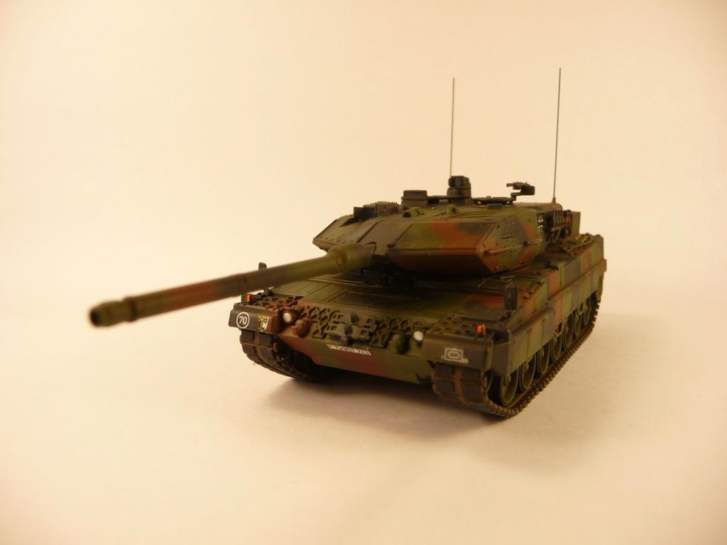 Leopard 2A6/A6M 1/72 ( Revell 03180 ) *** Terminé en pg 2 - Page 2 P1270423