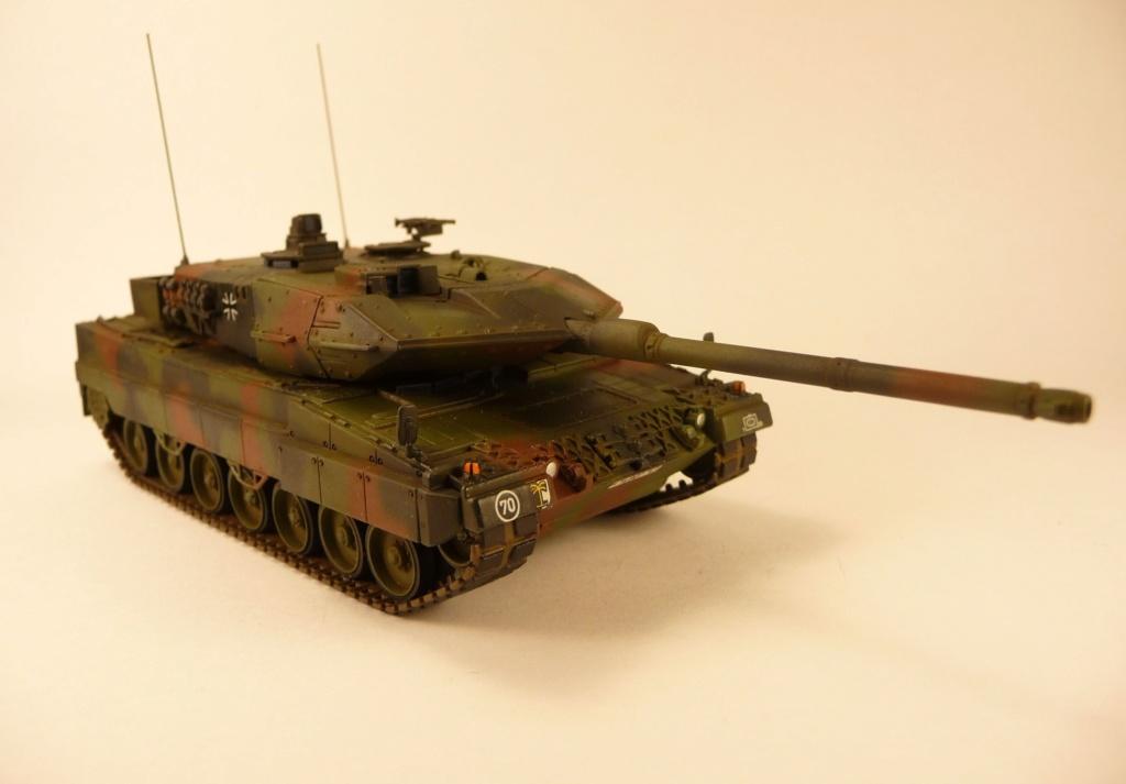 Leopard 2A6/A6M 1/72 ( Revell 03180 ) *** Terminé en pg 2 - Page 2 P1270424
