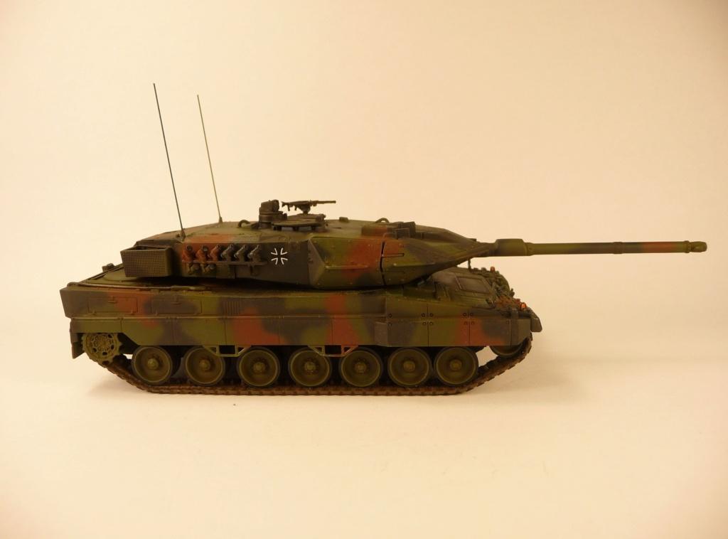 Leopard 2A6/A6M 1/72 ( Revell 03180 ) *** Terminé en pg 2 - Page 2 P1270425