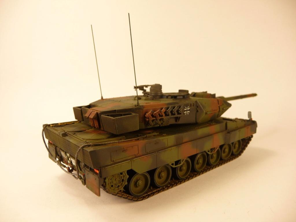 Leopard 2A6/A6M 1/72 ( Revell 03180 ) *** Terminé en pg 2 - Page 2 P1270426