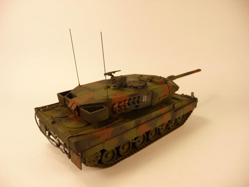 Leopard 2A6/A6M 1/72 ( Revell 03180 ) *** Terminé en pg 2 - Page 2 P1270427