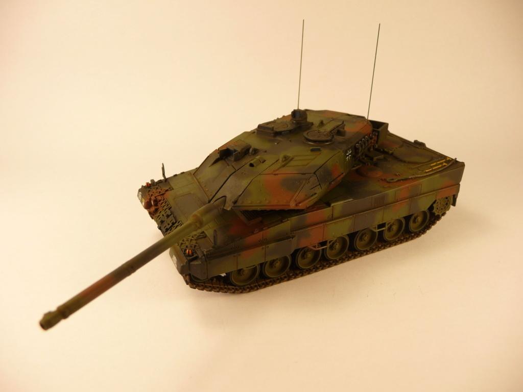 Leopard 2A6/A6M 1/72 ( Revell 03180 ) *** Terminé en pg 2 - Page 2 P1270428