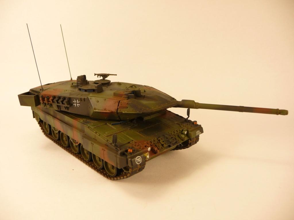 Leopard 2A6/A6M 1/72 ( Revell 03180 ) *** Terminé en pg 2 - Page 2 P1270429