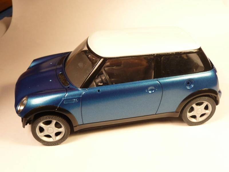 Mini Cooper (Revell1/24) P1270514