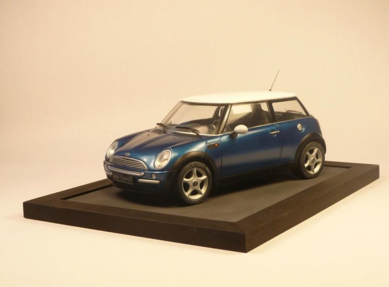 Mini Cooper 1/24 ( Revell 07383 ) *** Terminé en pg 2 - Page 2 P1270610