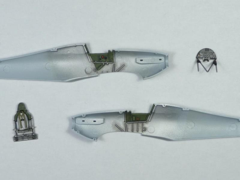 Hawker Hurricane Mk.1 (Airfix 1/72) P1280428