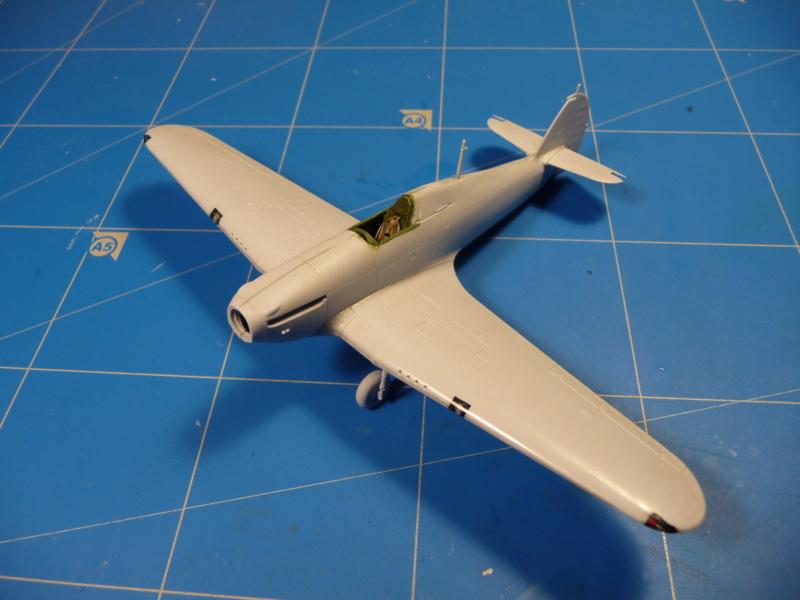 Hawker Hurricane Mk.1 (Airfix 1/72) P1280610