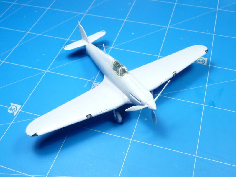 Hawker Hurricane Mk.1 (Airfix 1/72) P1280611