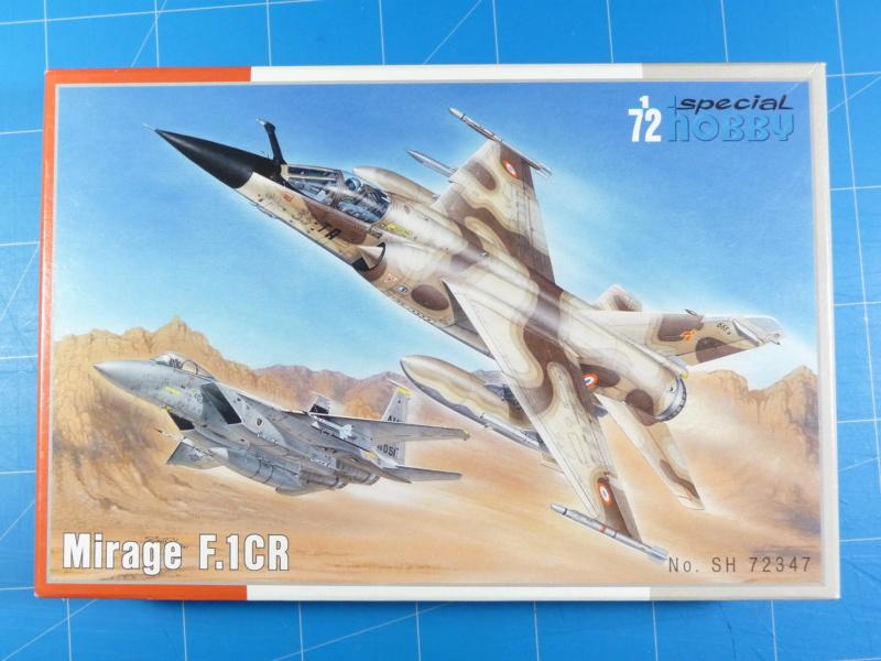 """Mirage F.1CR  ER 02/33 """"Savoie"""" 1/72 (Special Hobby 72347) P1300310"""