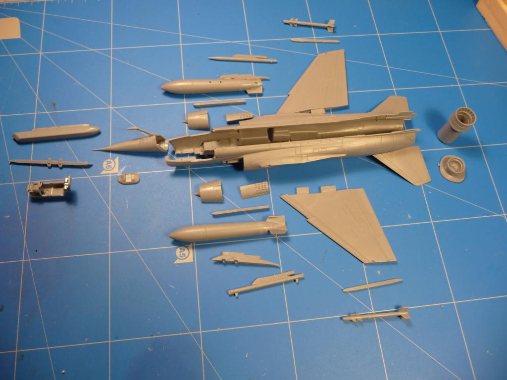 """Mirage F.1CR  ER 02/33 """"Savoie"""" 1/72 (Special Hobby 72347) P1300349"""