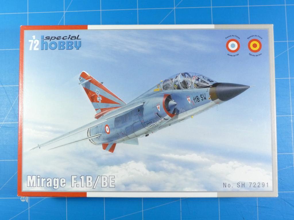 "Mirage F.1B EC 03/30 ""Lorraine"" 1/72 (Special Hobby 72291) P1300350"