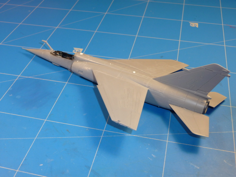 "Mirage F.1CR  ER 02/33 ""Savoie"" 1/72 (Special Hobby 72347) - Page 2 P1300413"