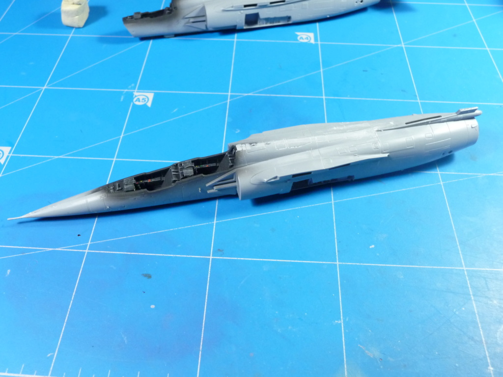 "Mirage F.1B EC 03/30 ""Lorraine"" 1/72 (Special Hobby 72291) P1300518"