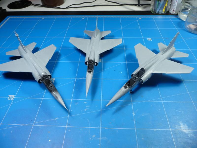 "Mirage F.1C EC 01/30 ""Valois"" 1/72 (Special Hobby 72388) P1300525"