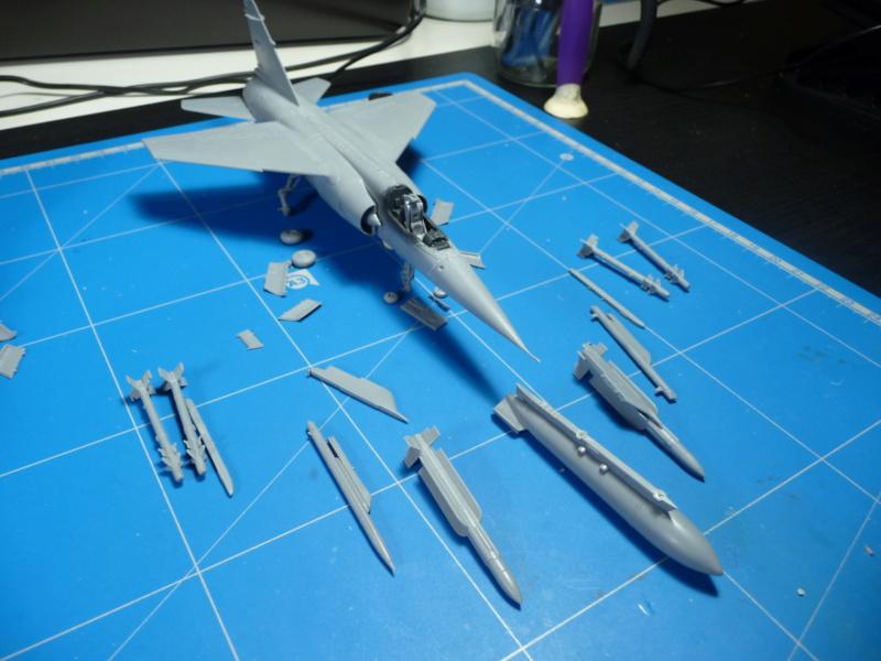"Mirage F.1C EC 01/30 ""Valois"" 1/72 (Special Hobby 72388) P1300612"