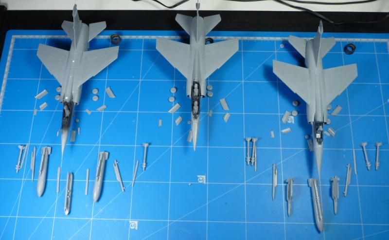 "Mirage F.1B EC 03/30 ""Lorraine"" 1/72 (Special Hobby 72291) P1300614"