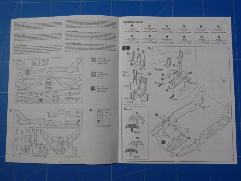 F-100F Super Sabre 1/72 (Italeri 1398) P1300816