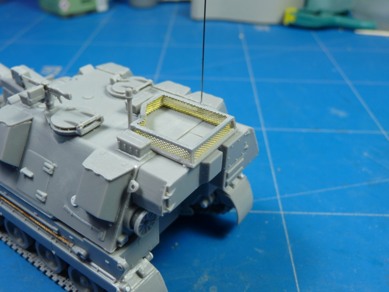 British AS-90 Spg 1/72 (Trumpeter 07221) *** Terminé en pg 2 P1300918