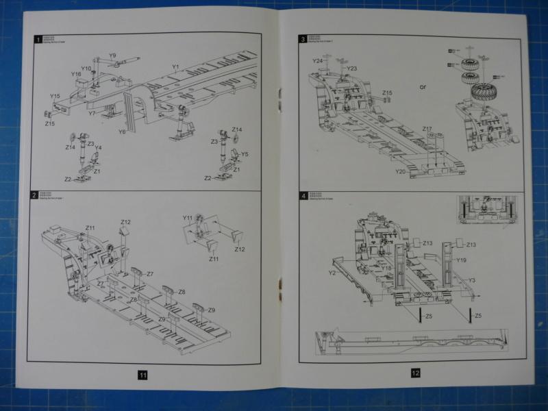 Ouvre-boite : MAZ-7410 & Chmzap-9990 w/ T-80BV MBT 1/72 (Modelcollect UA 72153) P1310435