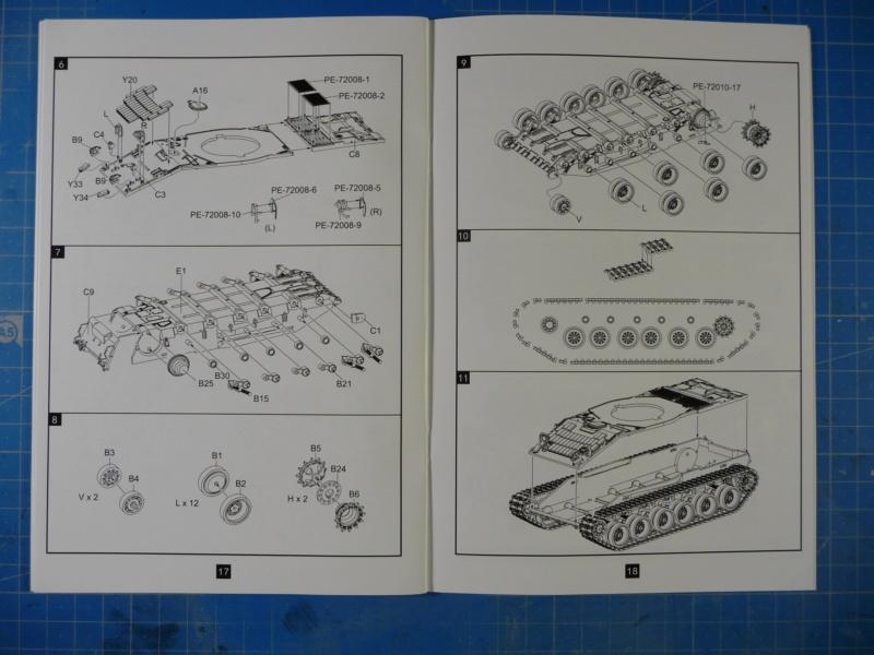 Ouvre-boite : MAZ-7410 & Chmzap-9990 w/ T-80BV MBT 1/72 (Modelcollect UA 72153) P1310438