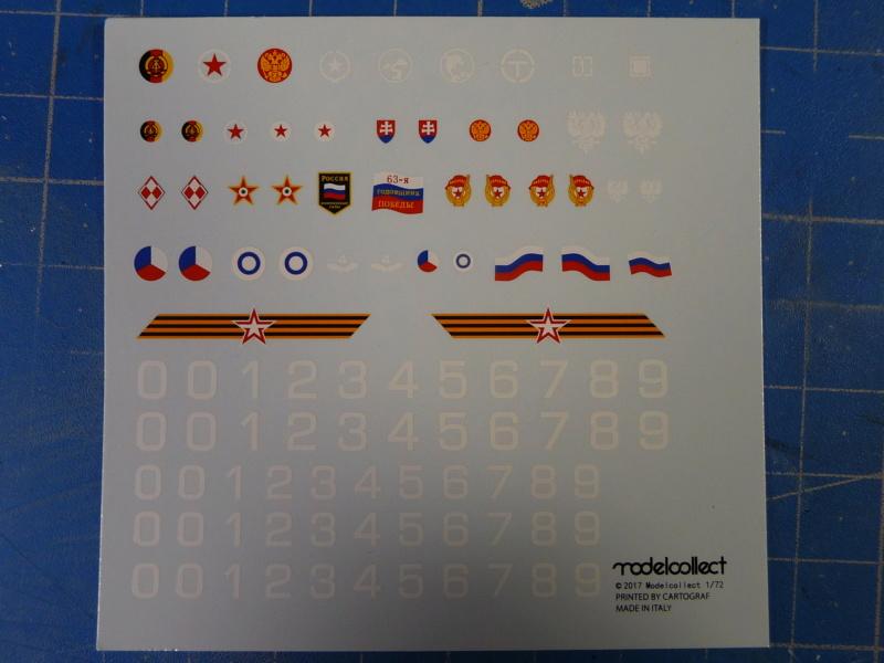 Ouvre-boite : MAZ-7410 & Chmzap-9990 w/ T-80BV MBT 1/72 (Modelcollect UA 72153) P1310521