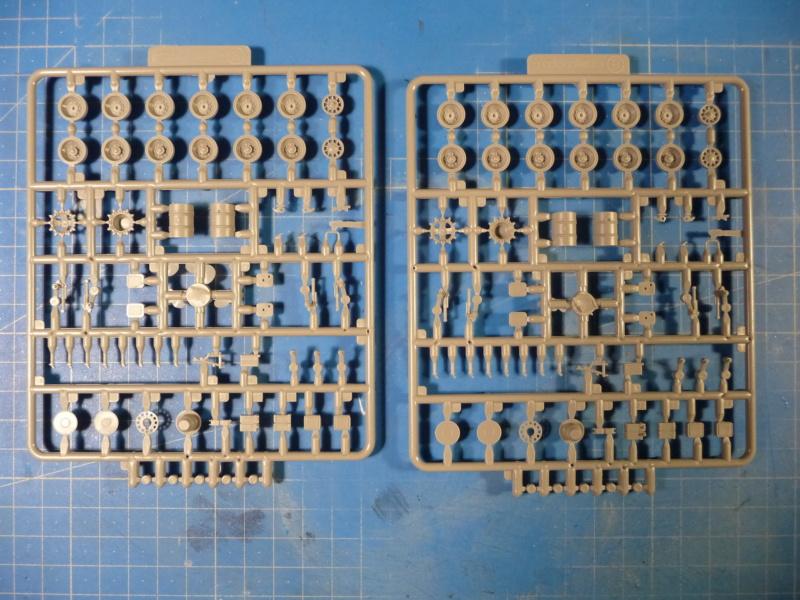 Ouvre-boite : MAZ-7410 & Chmzap-9990 w/ T-80BV MBT 1/72 (Modelcollect UA 72153) P1310522