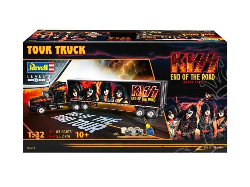 Kenworth Truck AC/DC REVELL 1/32 Revell11