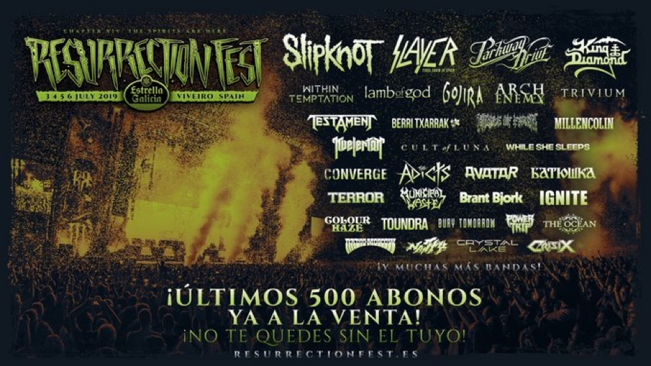 RESURRECTION FEST 2019 - Página 21 62f31e10