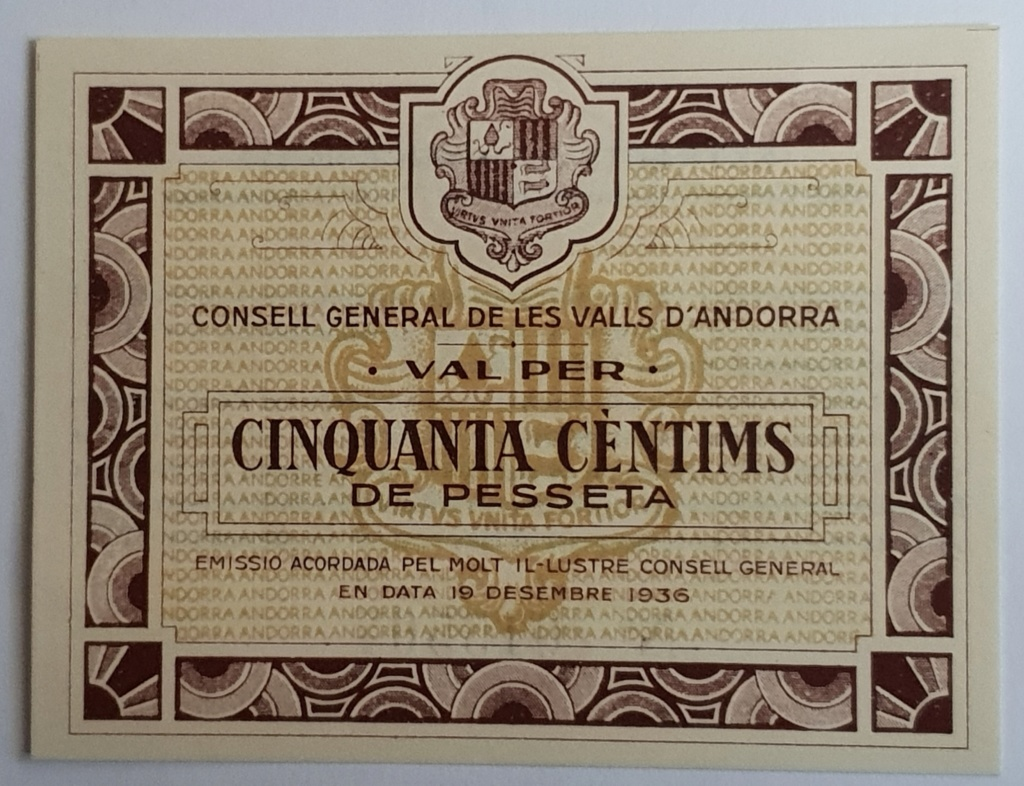 Consulta billetes de Andorra 1936 20180912