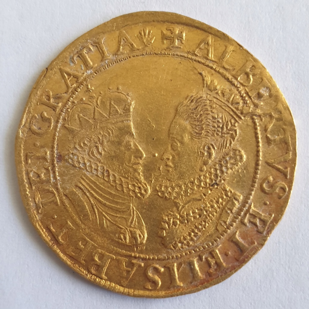 Doble ducado, Alberto e Isabel, Amberes 20200710
