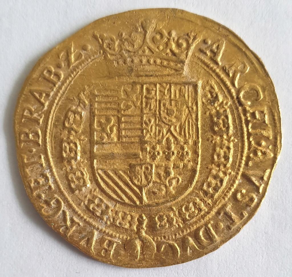 Doble ducado, Alberto e Isabel, Amberes 20200713