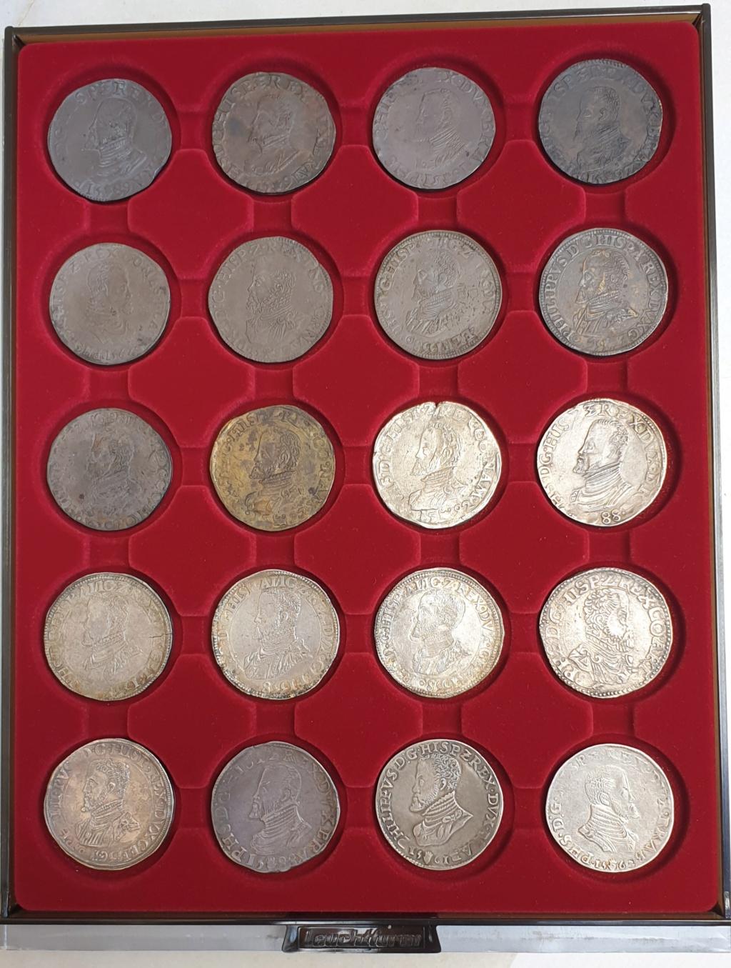 Escudo Felipe II. Países Bajos Españoles. Ducado de Güeldres. Nimega. 1561. 20200810