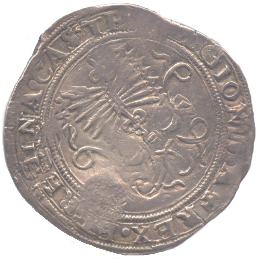 4 Reales acuñados a nombre de los Reyes Católicos con Resello de Zelanda (1530-1566). Sevilla. 4_real10