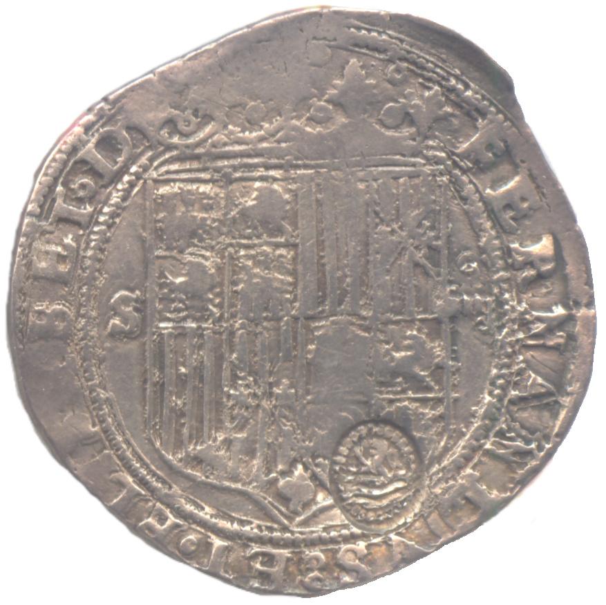 4 Reales acuñados a nombre de los Reyes Católicos con Resello de Zelanda (1530-1566). Sevilla. 4_real11