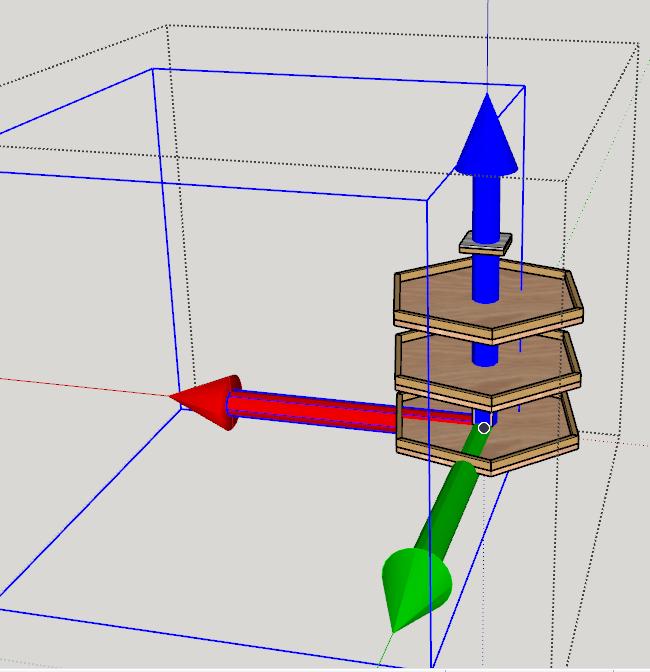 [ SKETCHUP composants dynamiques ] Plusieurs animations en un seul clic ? - Page 3 Tourni12